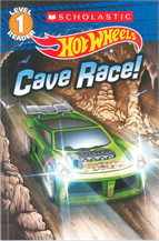 HOT WHEELS: CAVE RACE