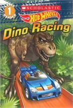 HOT WHEELS: DINO RACING