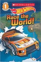 HOT WHEELS: RACE THE WORLD