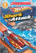 Hot Wheels: Shark Attack