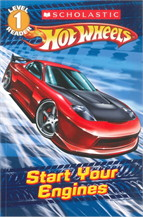 Hot Wheels: Start Your Engines