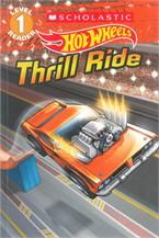 HOT WHEELS: THRILL RIDE