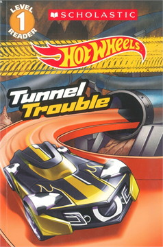 HOT WHEELS: TUNNEL TROUBLE