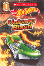 HOT WHEELS: VOLCANO BLAST
