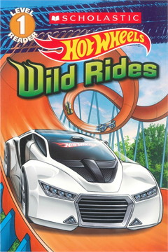 HOT WHEELS: WILD RIDES