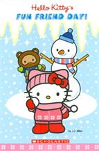 Hello Kitty's Fun Friend Day