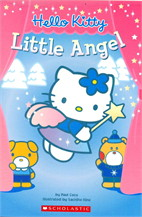 HELLO KITTY LITTLE ANGEL