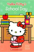 HELLO KITTY`S SCHOOL DAY