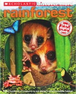 Scholastic Discover More : Rainforest