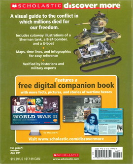 Scholastic Discover More : World War ii