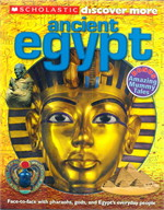 SCHOLASTIC DISCOVER MORE: ANCIENT EGYPT