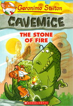 GS CAVEMICE 1 THE STONE OF FIRE