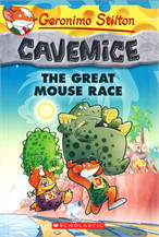 GS CAVEMICE 5 THE GREAT MOUSE RACE