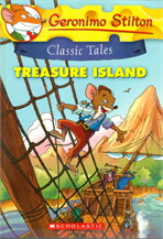 GS CLASSIC TALES 1 TREASURE ISLAND