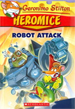GS HEROMICE 2 ROBOT ATTACK