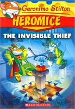 GS HEROMICE 5 INVISIBLE THIEF
