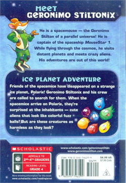 GS Spacemice 3 Ice Planet Adventure