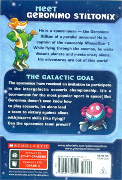 GS SPACEMICE 4 THE GALACTIC GOAL
