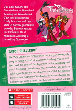 TS MOUSEFORD ACADEMY 4 DANCE CHALLENGE