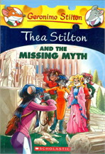TS20 THEA STILTON AND THE MISSING MYTH