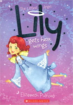THE LITTLEST ANGEL 1 LILY