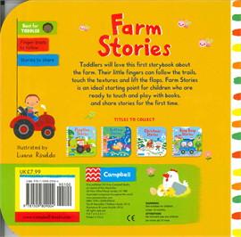 Farm Stories (Follow the Finger Trails)