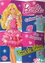 Barbie Time to shine + สี