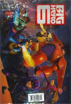 BIG HERO6 บิ๊กฮีโร่ 6+แฟ้ม