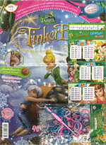 Tinker Bell VOL.13 ฤดูกาลแห่งมนตรา Seaso