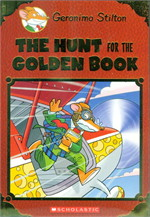 GS SE: THE HUNT FOR THE GOLDEN BOOK