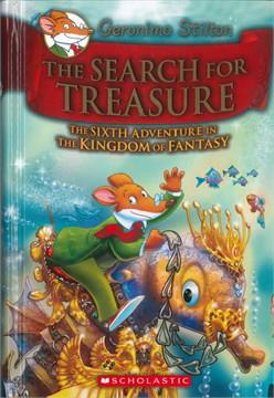 GS SE: THE SEARCH FOR TREASURE (HC)