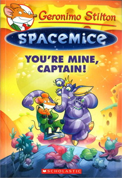 GS SPACEMICE 2 YOU`RE MINE, CAPTAIN!