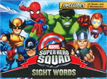 Super Hero Squad Sight Words Boxed Set