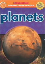 SCHOLASTIC LVL 1 PLANETS