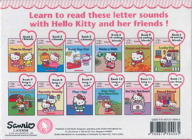 Hello Kitty 12 Book Reading Program