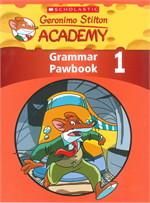 Geronimo Stilton Grammar PawBook 1