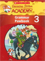 Geronimo Stilton Grammar PawBook 3