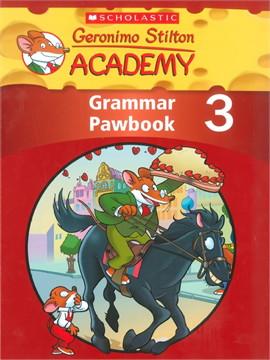 Geronimo Stilton Grammar PawBook 3