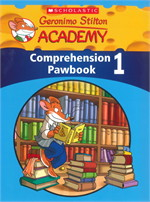 Geronimo Stilton Comprehension PawBook 1