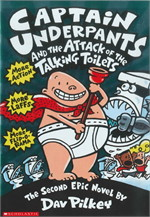 Captain Underpants - The attack