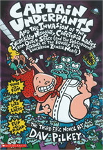 Captain Underpants - The Invasion