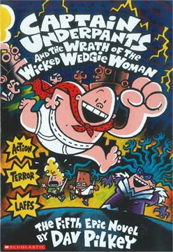 Captain Underpants - The wrath