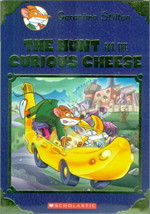 GS THE HUNT FOR THE CURIOUS CHEESE (NEW)