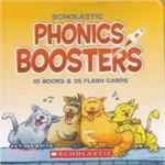 SCHOLASTIC PHONICS BOOSTERS SET 1 (CD)