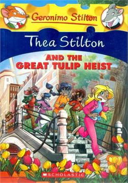 TS18 THEA STILTON AND THE GREAT TULIP