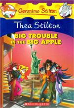 TS8 THEA STILTON BIG TROUBLE