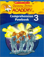 Geronimo Stilton Comprehension PawBook 3
