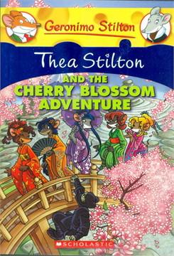 TS6 THEA STILTON AND THE CHERRY BLOSSOM
