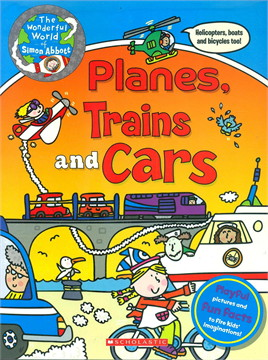 The Wonderful of Simon Trains and Cars