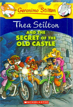 TS10 THEA STILTON AND THE SECRET